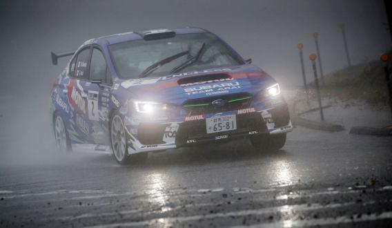 Shinshiro Rally 2021 – Arai vence debaixo de um diluvio