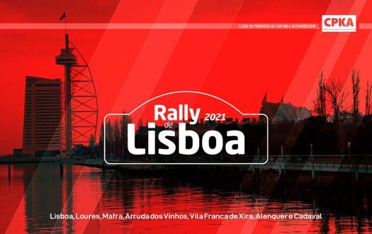 Informaçoes Rally de Lisboa