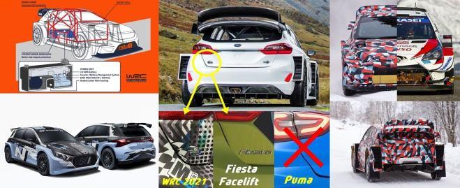 WRC News: Hyundai, Toyota e M-Sport mantem-se até 2024