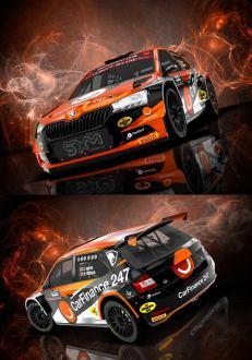 WRC3 news: Ingram ruma à SXM