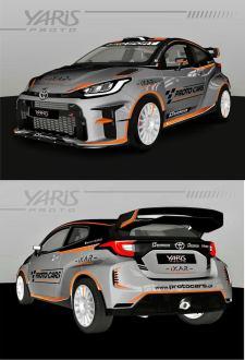 Toyota Yaris GR Proto, o mais recente projeto da Dykto