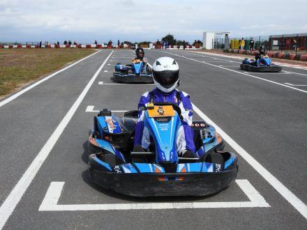 1ª Etapa do Troféu Karting Castelo Branco 2021