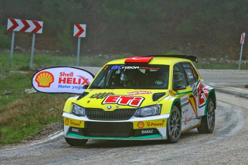11.º Evofone ESOK Rally 2021 – Banaz estreia-se a vencer