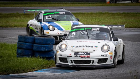 Veloso Motorsport entrou a ganhar em 2021!