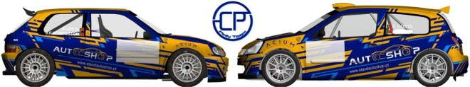 CP Rally Team aposta forte no CRN 2021