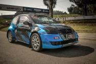Jorge Machado e o Citroen C2 querem estar entre os melhores nos S1600