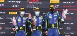 Pódio para Ramos, Chaves e Amstutz em Monza