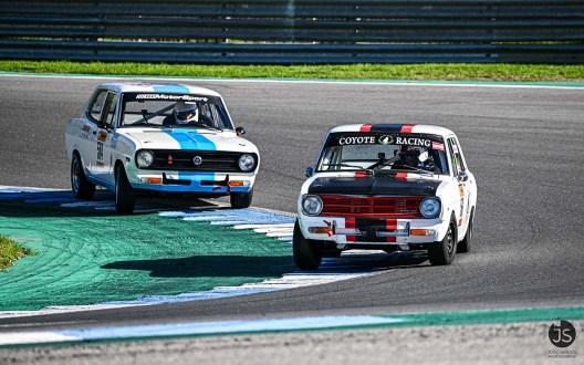 Production Cup arranca em força no Autodromo Internacional do Algarve