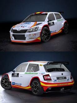 WRC3 News: Programa com seis provas para Pepe Lopez