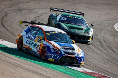 Miguel Lobo e Rafael Lobato com fim de semana perfeito no arranque do Campeonato de Portugal de Velocidade Turismos