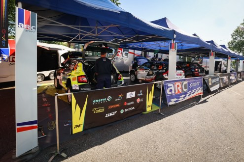 ARC SPORT FAZ BALANÇO POSITIVO EM PROVA DO WRC