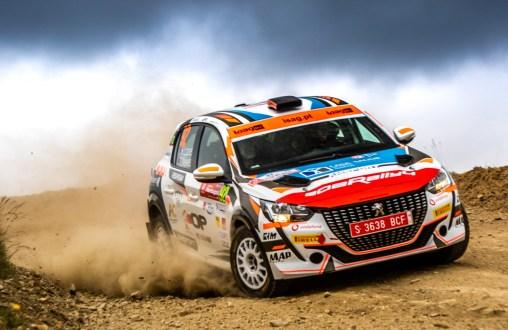 Hugo Lopes com exibição de alto nível no WRC Vodafone Rally Portugal