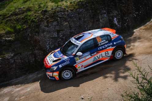 Pedro Almeida: «Ambição e muito entusiasmo no  Melhor Rally do Mundo»