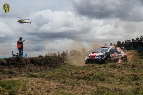 Photos Vodafone Rallye De Portugal- 2ª Etapa