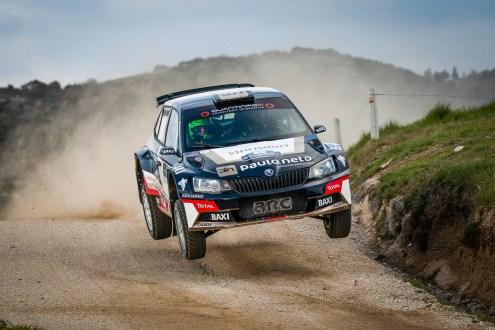 Paulo Neto com programa 'completo'  no WRC Vodafone Rali de Portugal