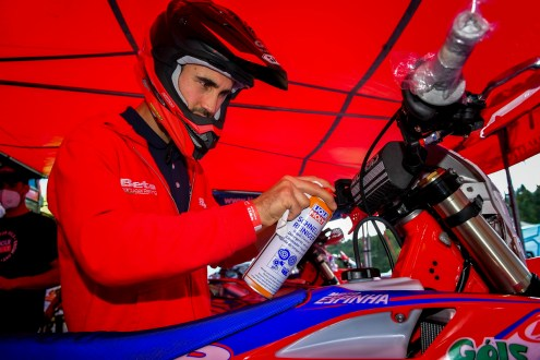 Diogo Ventura defende a coroa no Enduro Sprint
