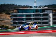 Miguel Lobo e Rafael Lobato no Estoril para vencer no Campeonato de Portugal de Velocidade Turismos