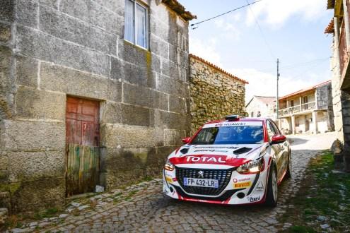 EFC Rally Team com bom ritmo à chegada ao Rali de Castelo Branco
