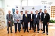 Tomada de Posse dos Órgãos Estatutários da FPAK para o Quadriénio 2021 – 2025