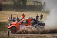Team Consilcar com início difícil na Baja España Aragón