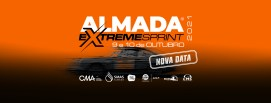 Almada Extreme Sprint com nova  data – 9 e 10 de outubro