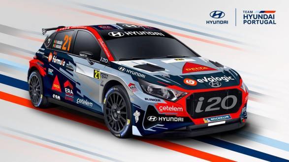Team Hyundai Portugal estreia i20N Rally2 em Fafe