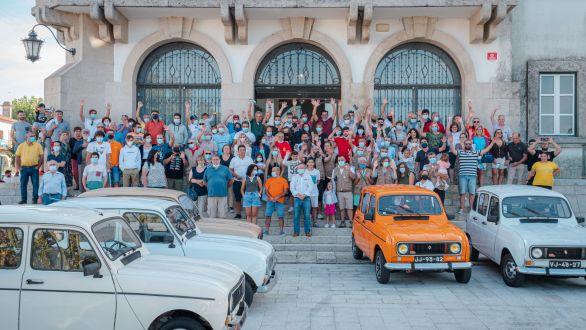 VI Encontro Internacional de Renault 4L