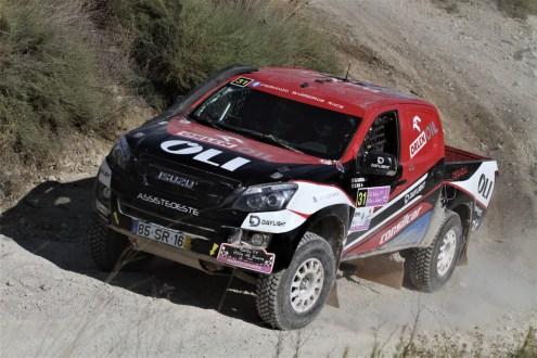 Fernando Barreiros vence Rally TT Villa de Zuera