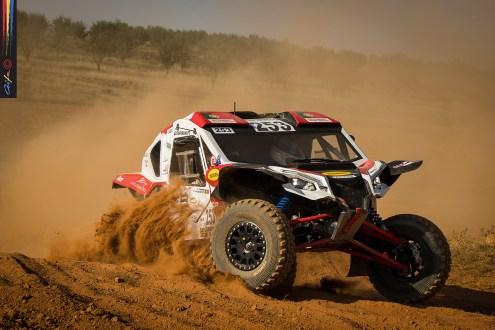 PRK Sport Rally Team continua périplo europeu, agora na Baja Itália