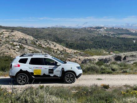 Serra da Estrela recebe 10 anos de Aventura Dacia