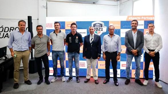 Nasceu o Campeonato de Portugal de Sim Racing