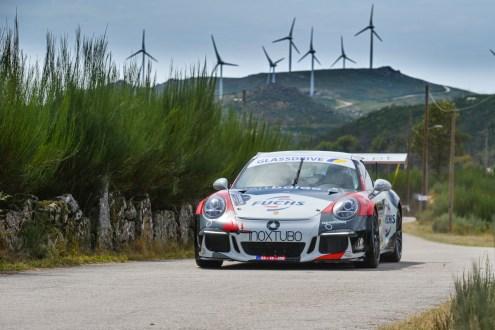 Vítor Pascoal disputa título de campeão de RGT no Rallye Vidreiro Centro de Portugal Marinha Grande