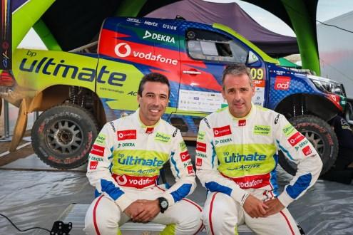Miguel Barbosa regressa ao Rali Dakar em janeiro