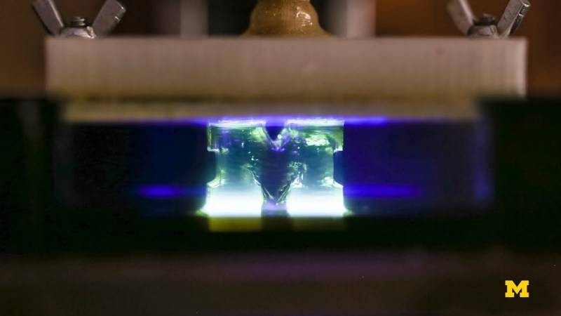 3D Printing 100 Times Faster Using Light
