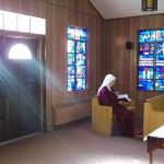 Spiritual Reading in Chapel