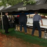 Bridges Funeral Home of Knoxville did a tremendous job and we are grateful.