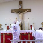 Elevation of the Precious Blood.