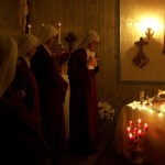 Gathering at the Creche with our intentions for the coming year.