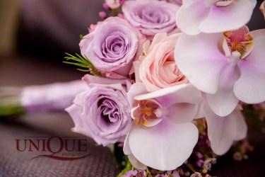 Trandafiri si orhidee pentru buchete de mireasa Iasi
