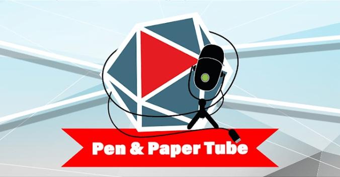 Pen&PaperTube