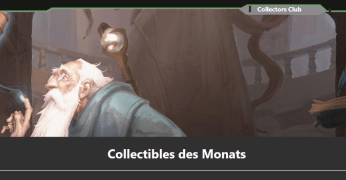CC Collectibles des Monats