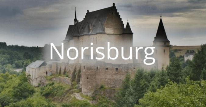 Titelgrafik für den Blog Norisburg