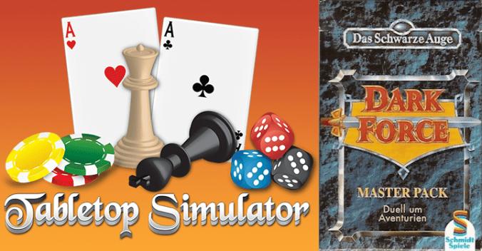 Tabletop Simulator - Dark Force