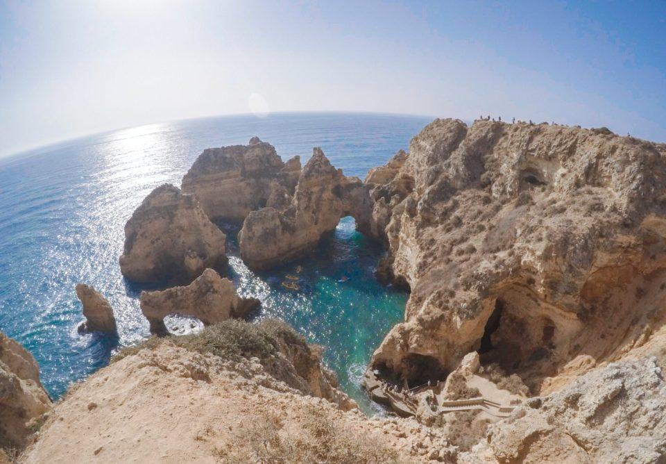 Algarve - Roteiro de viagem para Portugal