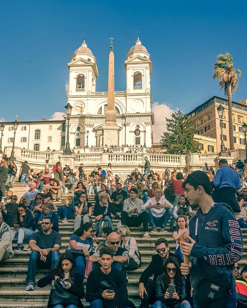 Piazza di Spagna | O que fazer em Roma
