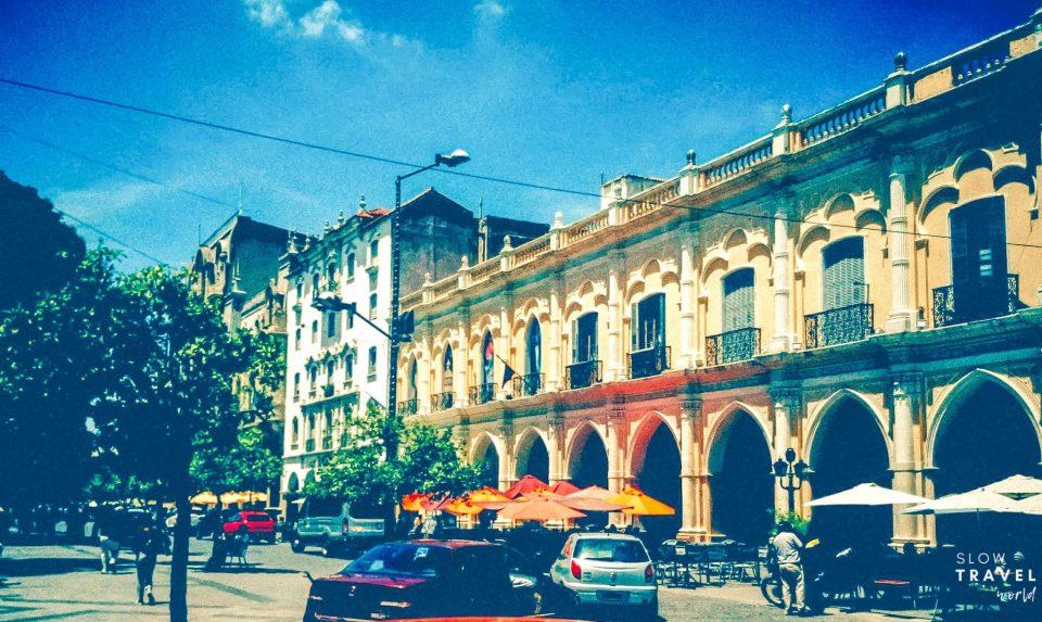 Plaza 9 de Julio | O que fazer em Salta, Argentina