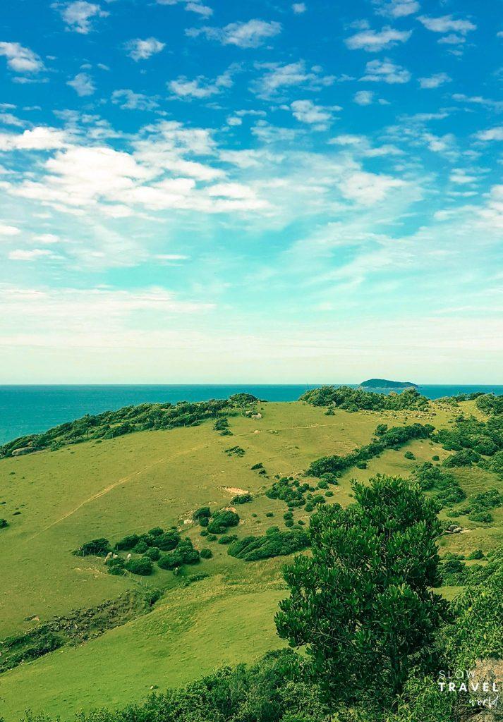 Vale da Utopia, na Guarda do Embaú