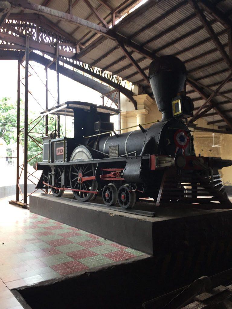 Estação Central de Ferrocarril | O que fazer em Assunção