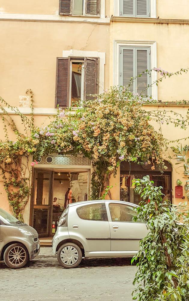 Ruas do Bairo Monti | O que fazer em Roma