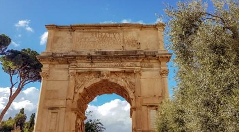 Arco de Tito | Roma
